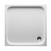 Piso Box 8,5x100x100cm Branco D-Code Duravit