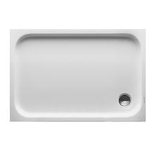 Piso Box 8,5x80x120cm Branco D-Code Duravit