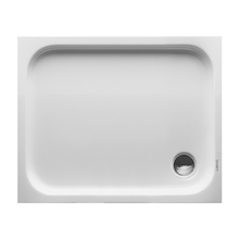 Piso Box 8,5x80x12cm Branco D-Code Duravit