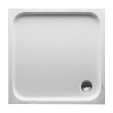 Piso Box 8,5x90x90cm Branco D-Code Duravit