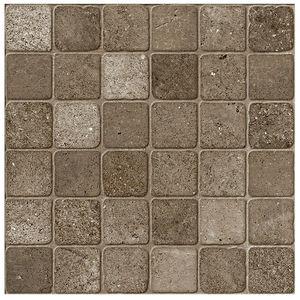 Piso Cerâmico Acetinado Borda Arredondada HD57560 47x47cm Tecnogres