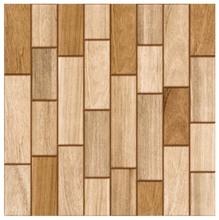 Piso Cerâmico Brilhante Borda Arredondada Wood Marfim CA12519 51x51cm Casagrês