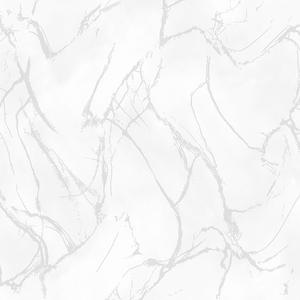 Piso Cerâmico Interno Esmaltado Brilhante 47x47cm  CA17600 Atenas Branco