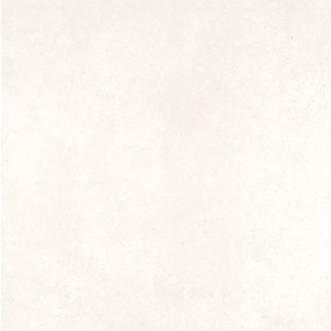 Piso Esmaltado Acetinado Borda Arredondada 45x45cm Ecocemente Of White Eliane