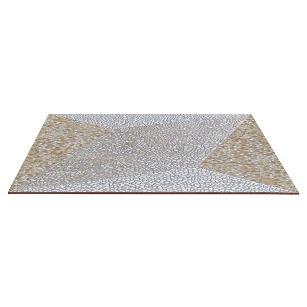 Piso cer mico esmaltado borda arredondada 60x60cm modelo - Mosaico leroy merlin ...