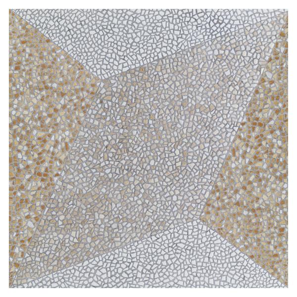 Piso cer mico esmaltado borda arredondada 60x60cm modelo for Mosaicos para pisos precios