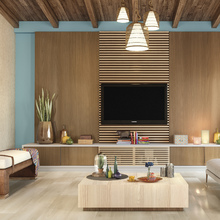 Piso Laminado New Elegance Legno Crema 2,77 m²