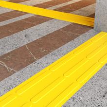 Piso Vinílico Kapazi Tatil Direcional Amarelo 1m²