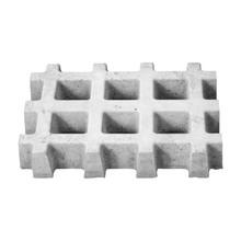 Pisograma de Concreto MG-01 43x33x7cm Ecobloco