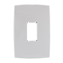 Placa 4x2 Sim Branco Lille Lexman