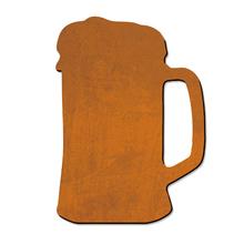 Placa Caneca Beer 28x28cm