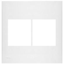 Placa com  Sup 4X4 4 Módulos Plast Abs Br Imperia Iriel