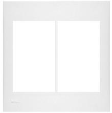 Placa com  Sup 4X4 6 Módulos Plast Abs Br Imperia Iriel