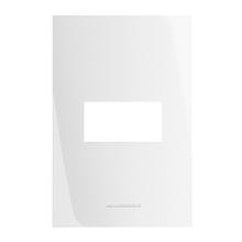 Placa com Suporte 4x2 Branco InovaPro Alumbra