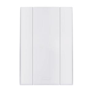 Placa com Suporte 4x2 Branco Mares Romazi