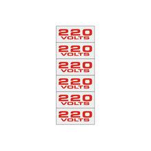 Placa de sinalização em Alumínio Sem braille 1,5x3,5 220V