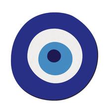 Placa Decorativa Olho Grego 19x19m