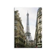 Placa Decorativa Paris Cidade 44x30cm