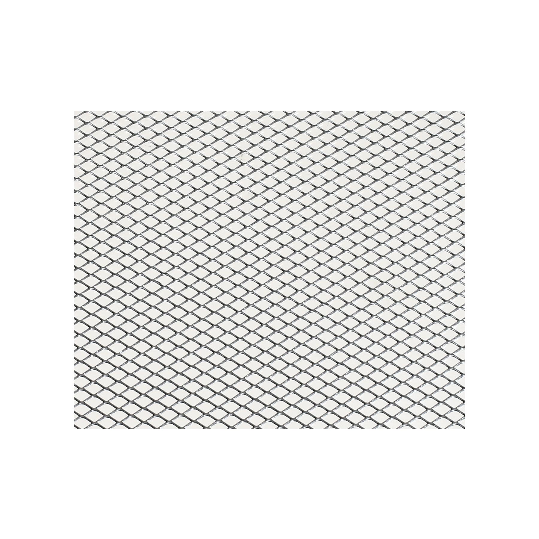 Chapa a o 500x400mm com furos 6x3 3mm expandida leroy merlin - Chapa aluminio leroy merlin ...