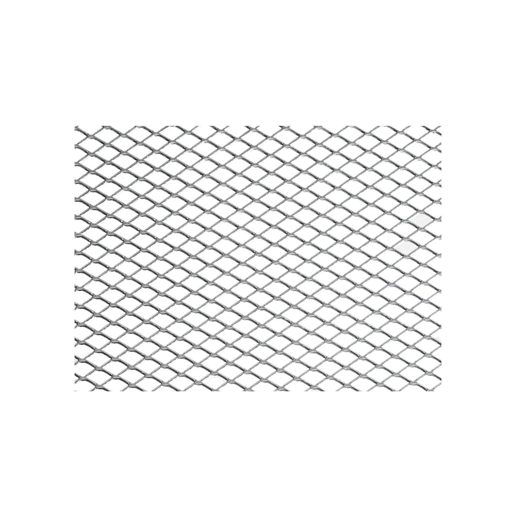 Chapa alum nio 500x400mm com furos 10x5 5mm expandida - Chapa aluminio leroy merlin ...