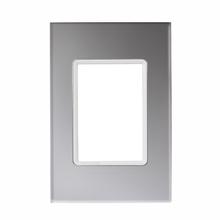 Placa sem suporte 4X2 Acrílico Espelhado Delta mondo Acrylic Siemens