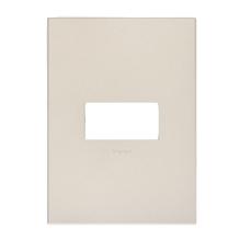 Placa sem Suporte 4x2 Alumínio Arteor Pial Legrand
