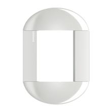 Placa sem Suporte 4x2 Bianco LivingLight Bticino