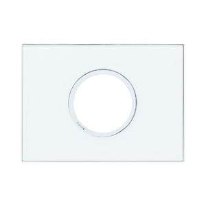 Placa sem suporte 4X2 Branco Arteor Pial Legrand