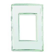 Placa sem Suporte 4x2 Kristall LivingLight Bticino