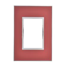 Placa sem Suporte 4x2 Mirror Red Arteor Pial Legrand