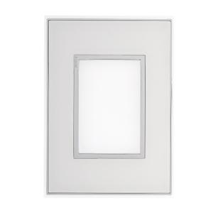 Placa sem Suporte 4x2 Mirror White Arteor Pial Legrand
