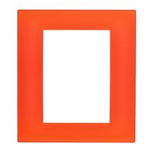 Placa sem Suporte 4x4 Arancio LivingLight Bticino