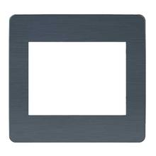Placa sem Suporte 4x4 Azul Orion Schneider