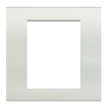 Placa sem Suporte 4x4 Bianco LivingLight Bticino