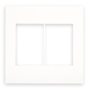 Placa sem Suporte 4x4 Branco Arteor Pial Legrand
