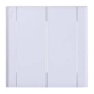 Placa sem Suporte 4x4 Branco Modulare Fame