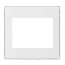 Placa sem Suporte 4x4 Branco Orion Schneider