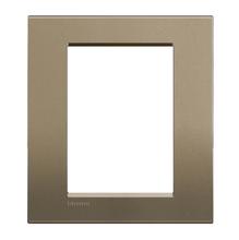 Placa sem Suporte 4x4 Square LivingLight Bticino