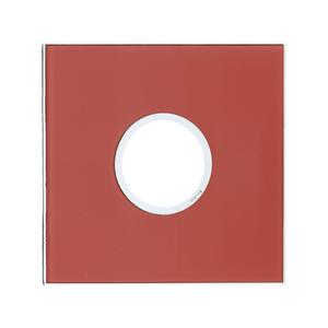 Placa sem suporte 4X4 Vermelho Arteor Pial Legrand
