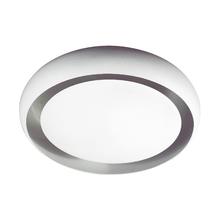 Plafon Pantoja&Carmona 6046 Redondo Metal Branco