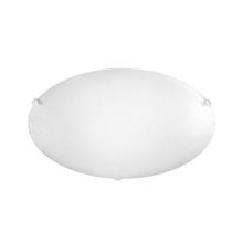 Plafon Clean Led LLUM Bronzearte Redondo 25cm 10W Branco 127V