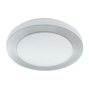 Plafon LED Carpi Redondo Metal e Plástico Branco 18W Bivolt