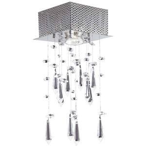 Plafon Obelisc 1 Lâmp. G4 (máx. 20W) Quadrado 7x7cm Bronzearte