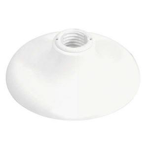 Plafonier Economic Plástico E27 Branco Taschibra