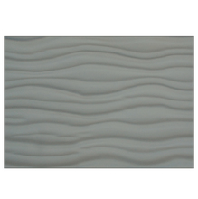 Plaqueta Wave Barbante 50x75cm Arthemis