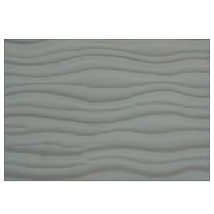 Plaqueta Wave Barbante 50x75cm Arthemis