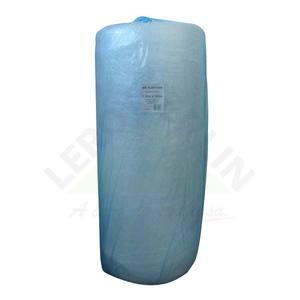 Plástico Bolha Transparente 1,30x100m Brf Lonas