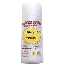 Plástico Bolha Alta Protetor 1.20x10m Brasil Bag