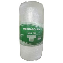Plástico Bolha Metrabolha 1,20x15m Metrapack