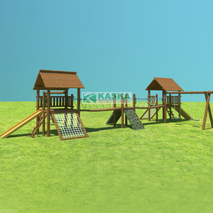 Playground Casa do Tarzan Master Madeira